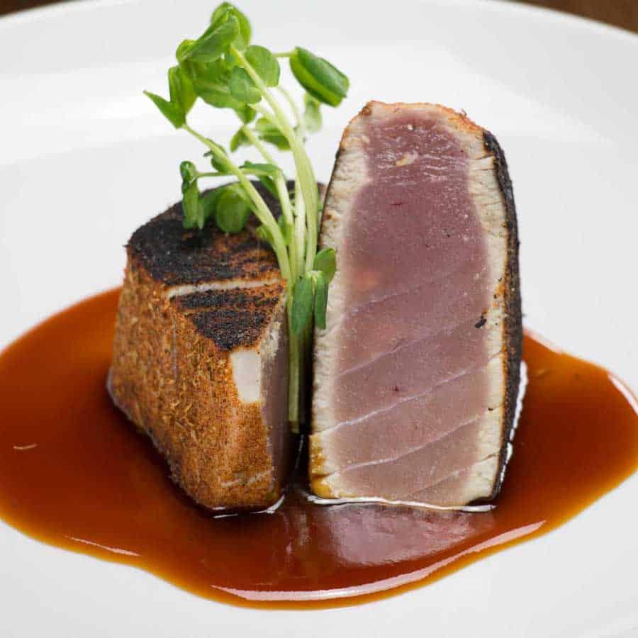 Republic Chophouse Tuna