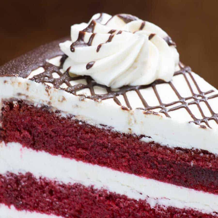 Republic Chophouse Red Velvet Cake