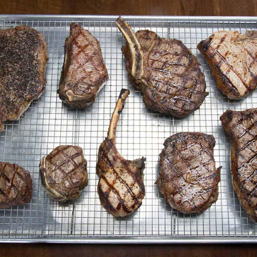 Republic Chophouse Steak & Chops